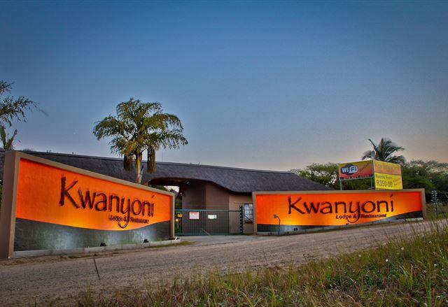 Kwanyoni Lodge and Restaurant