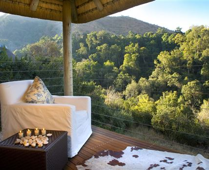Forest retreat spa © Cavern