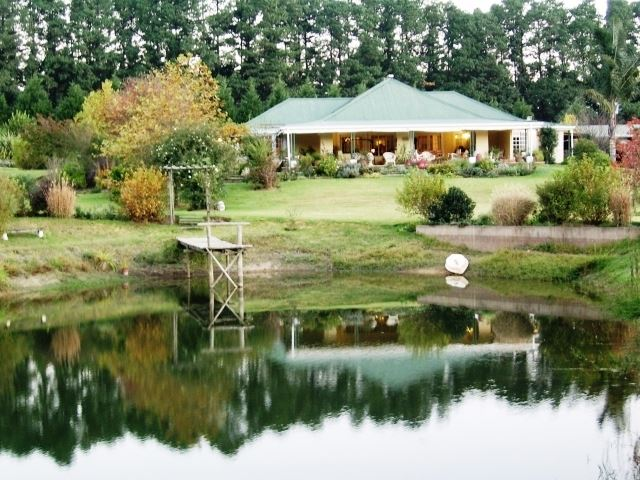 Twin Pools Lodge