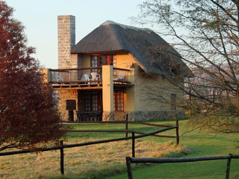 Ardmore Guest Farm Bergview
