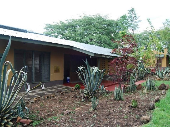 oribi gastenhuis in ruma national park. Black Bedroom Furniture Sets. Home Design Ideas