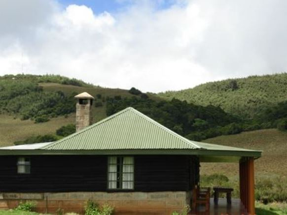 The fishing lodge guest house aberdare national park for Lodge fish house