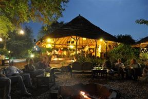 GeoLodge Nile Safari Lodge