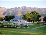 Swartberg Country Manor accommodation