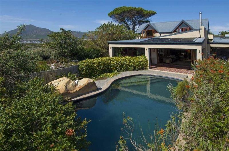 Kommetjie Villa Klein Slangkop Private Beachfront Estate Cape Town