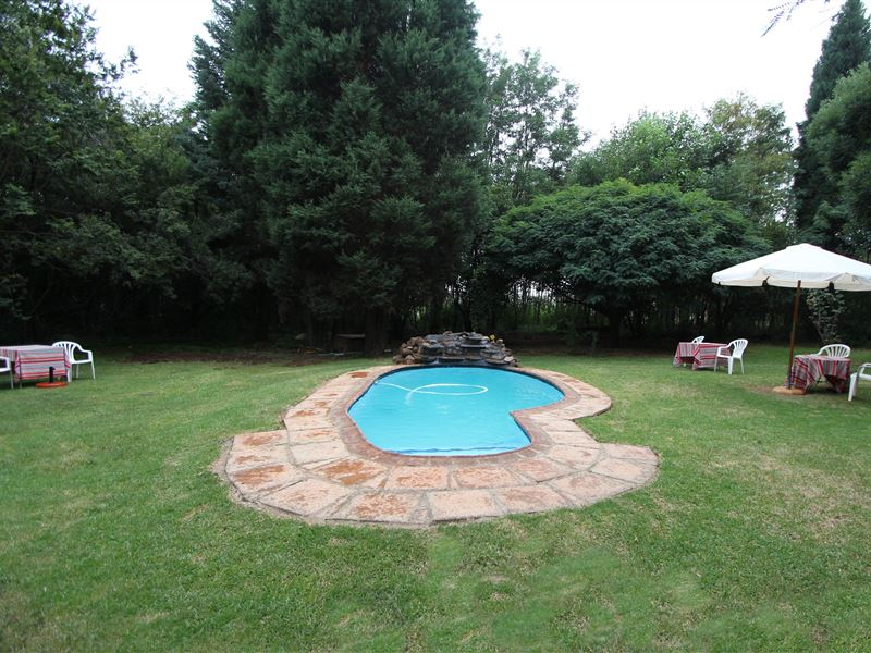 Celtis farm retreat magaliesburg accommodation and hotel reviews for Wick swimming pool opening times
