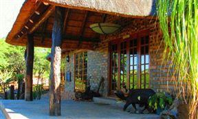 Mount Amanzi Game Lodge