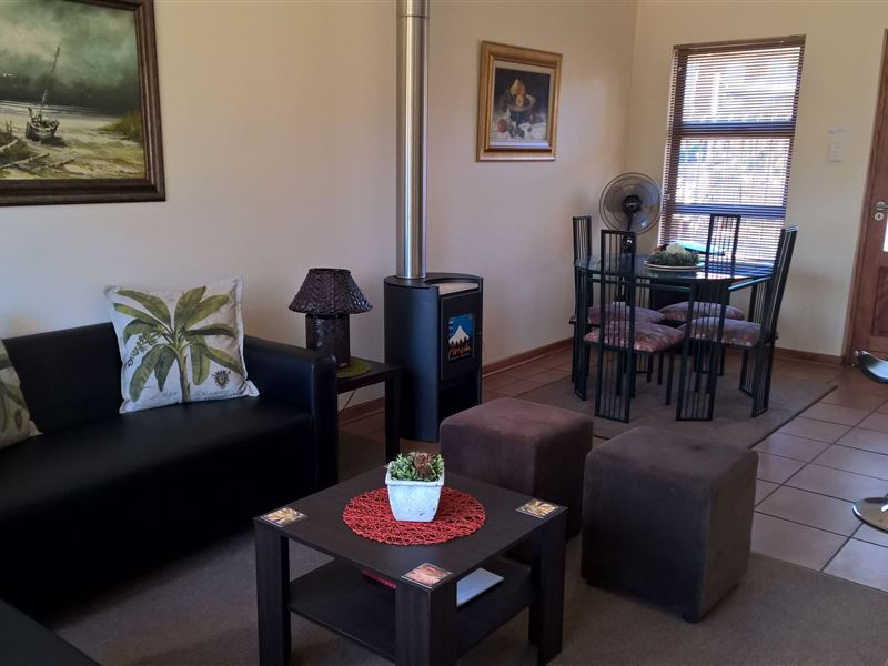 pet friendly Clarens