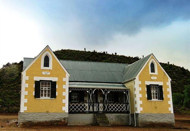 Kleingeluk Guest Farm