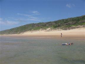 Wakene Beach Estate Campsite