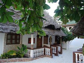 Jambiani White Sand Beach Bungalows