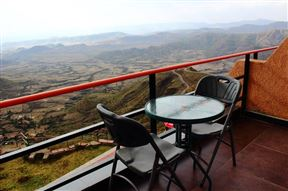 Panoramic View Hotel Lalibela