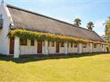 Zoutpan Struishuis guest farm accommodation