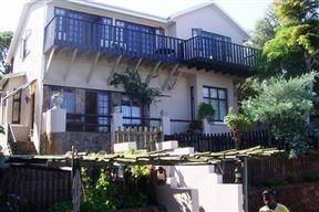 Leopard Tree House