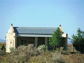 Akkedisbult Cottage