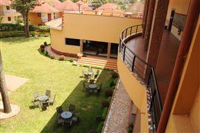 Silver Springs Hotel Kampala