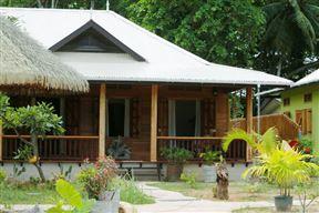 La Digue Holiday Villa