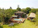 Sunset Lodge Log cabins accommodation