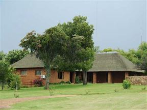Mothopo Game Lodge Photo