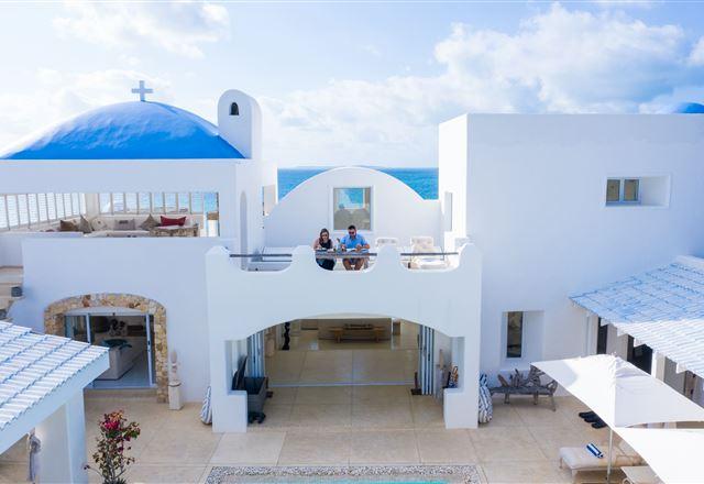 Vilanculos Accommodation-Villa Santorini