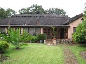 Mbizi Game Park and Lodges