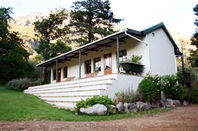 Kierie Kwaak Self-catering Cottages
