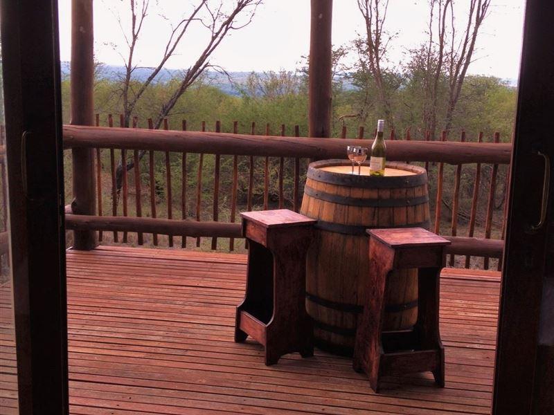 pet friendly Ndlovumzi Nature Reserve