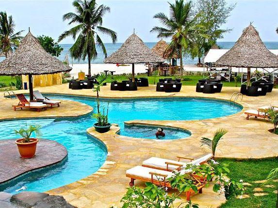 Kijiji Beach Resort Dar Es Salaam Your Cape Town South Africa