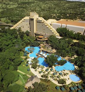 The Cascades Hotel at Sun City