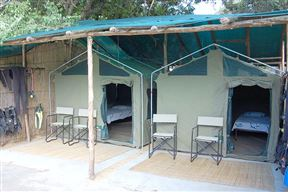 Ponta Beach Camp – Main Camp