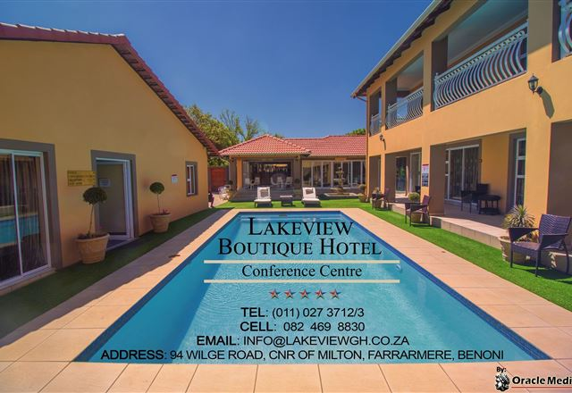 Lakeview Boutique Hotel