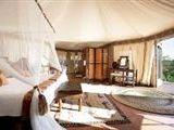 Thula Thula Luxury Tented Camp accommodation