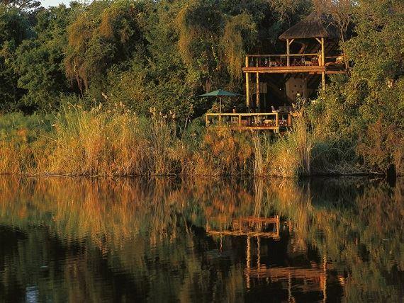 Lianshulu Bush Lodge In Mudumu National Park Airportstay