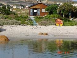 Kom tot Rus Beach Cottage
