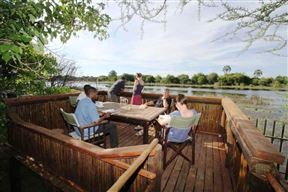 The Kraal Lodging