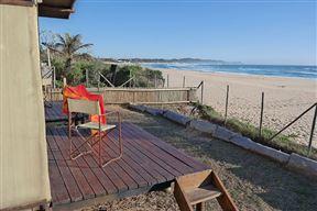 Ponta Beach Camp – Beach Front Camp