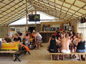 Ponta Beach Camp – Private Campsites