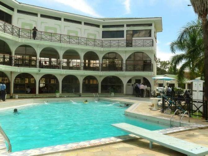 Kisumu hotel in kisumu city central for Hotels in kisumu with swimming pools