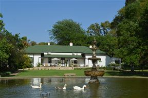 De Oude Kraal Country Estate & Spa - SPID:222857