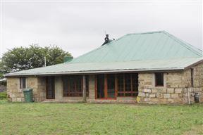 Intaba Ingwe Old Stone House