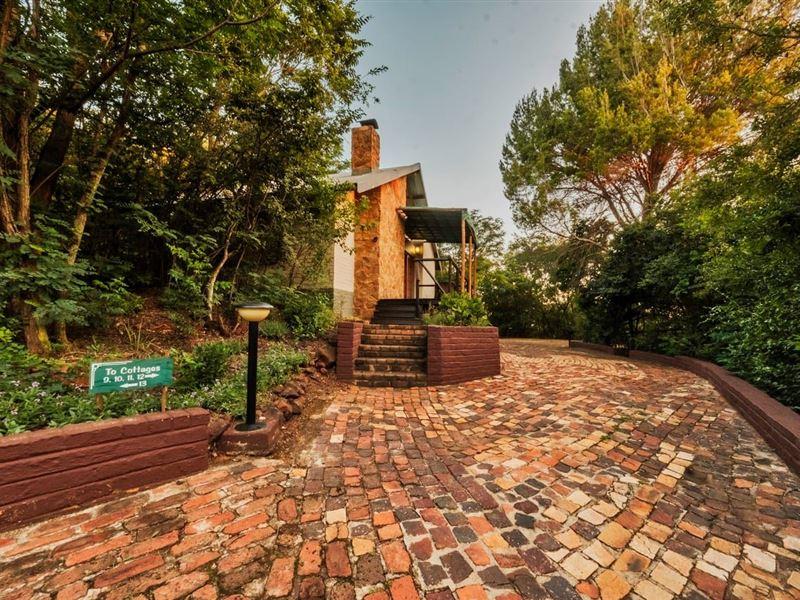 Whispering Pines Magaliesburg | Romantic Weekend Getaway