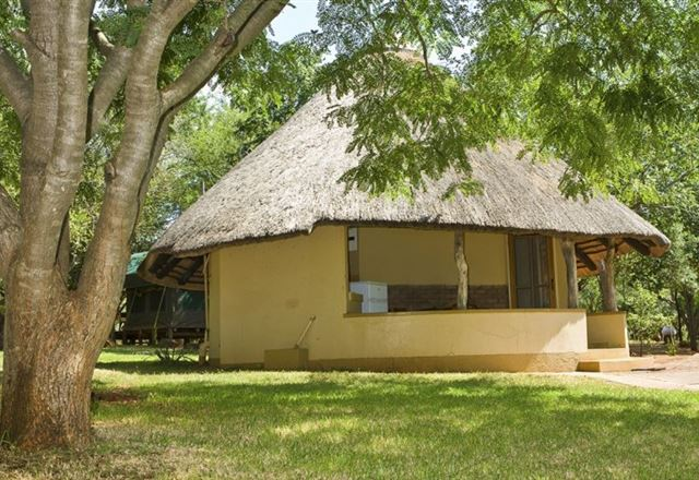 Crocodile Bridge Rest Camp Kruger National Park SANParks