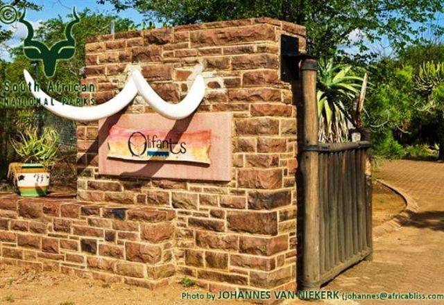 Olifants Rest Camp  Kruger National Park SANParks
