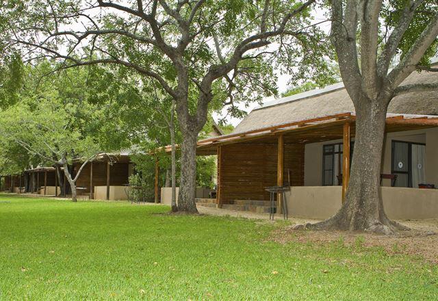 Orpen Rest Camp Kruger National Park SANParks