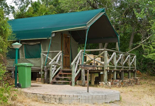 Tamboti Tented Camp Kruger National Park SANParks