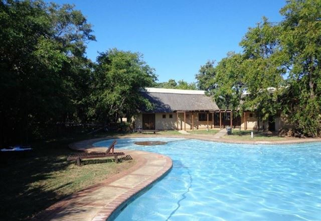 Skukuza Rest Camp Kruger National Park SANParks