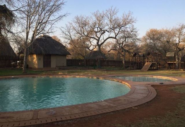 Satara Rest Camp  Kruger National Park SANParks