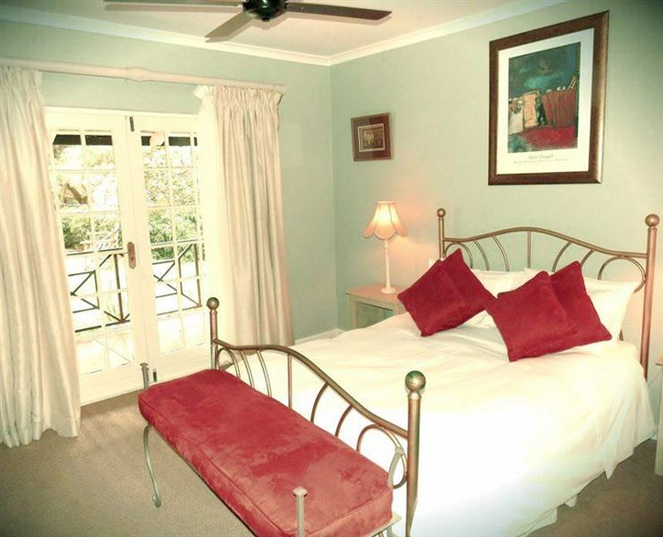 The Red Tin Roof Riebeek Kasteel Accommodation