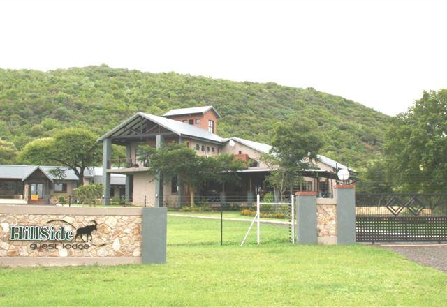Arotin Game Lodge