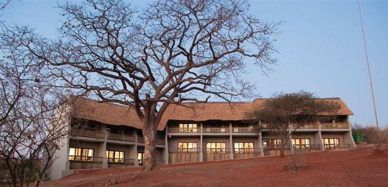 Chobe bush lodge for R2605